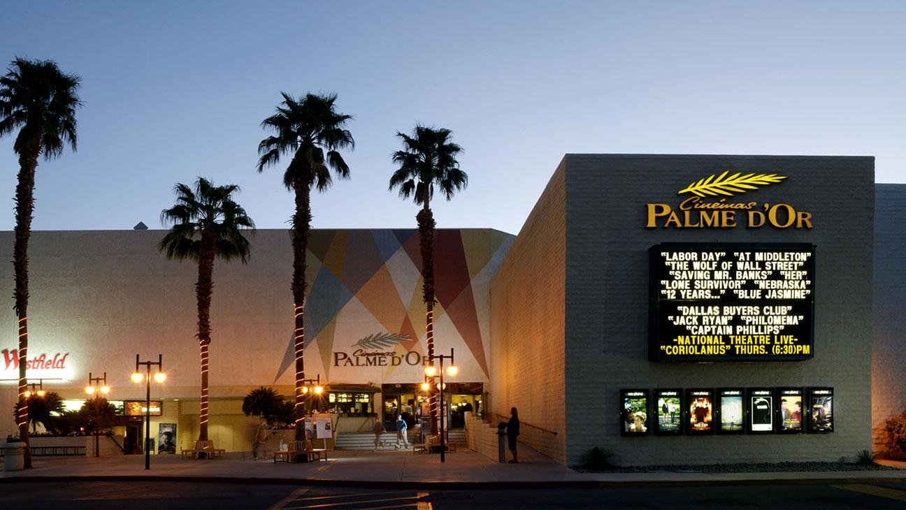 Cinemas Palme d'Or Theater - Publicity -H 2016