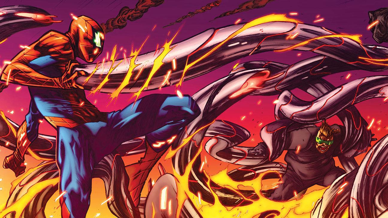 Spider-Man Dead No More - H 2016
