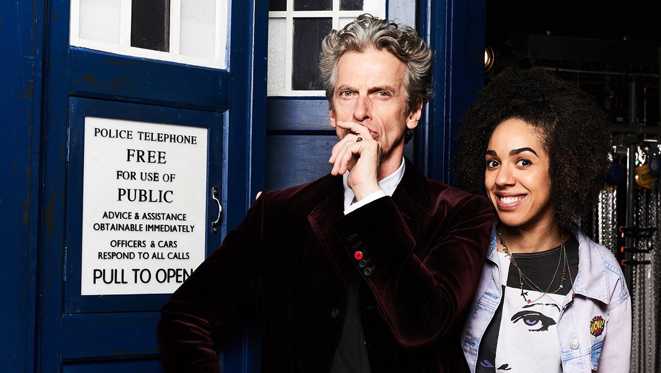 Doctor Who, Peter Capaldi, Pearl Mackie