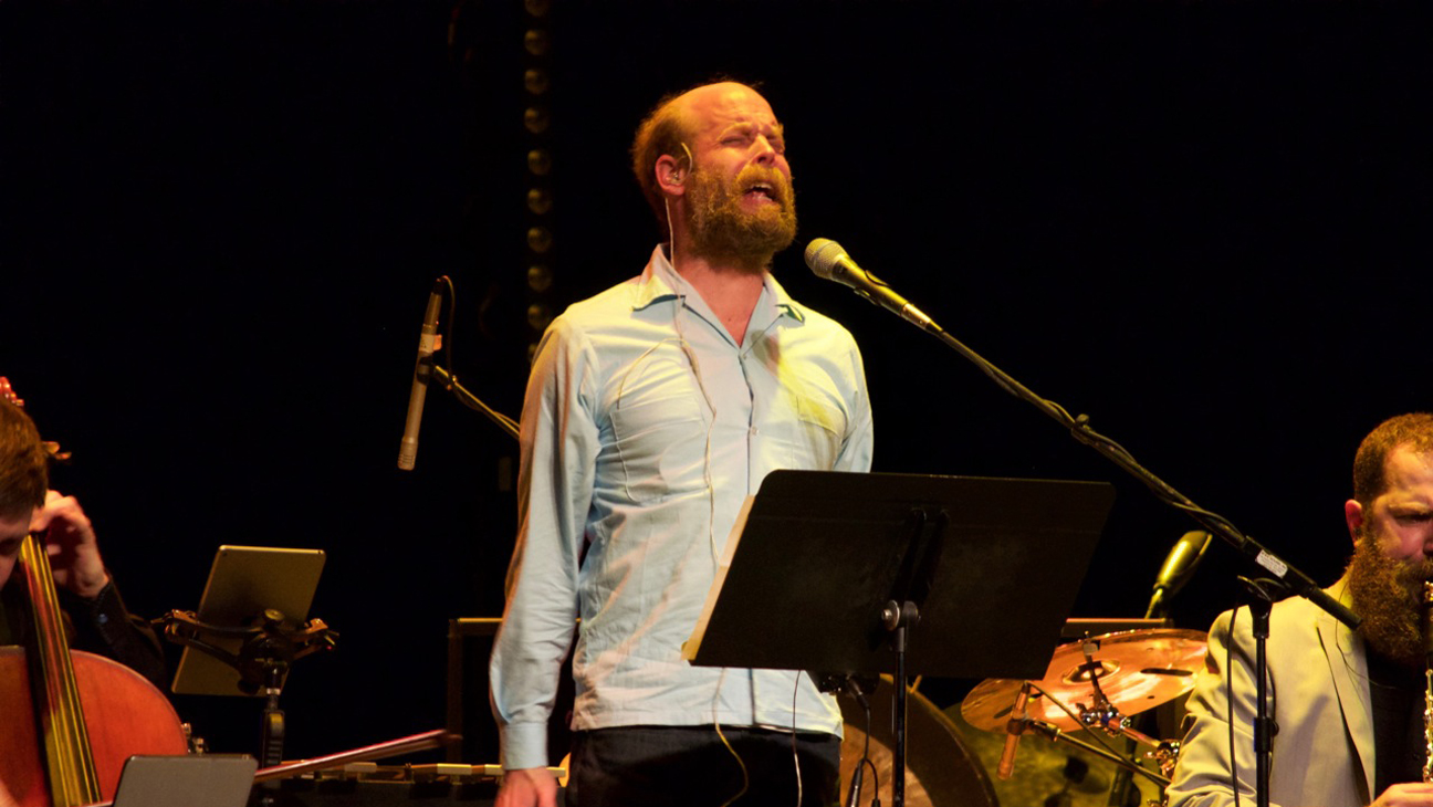 Will Oldham with Eighth Blackbird - H 2016