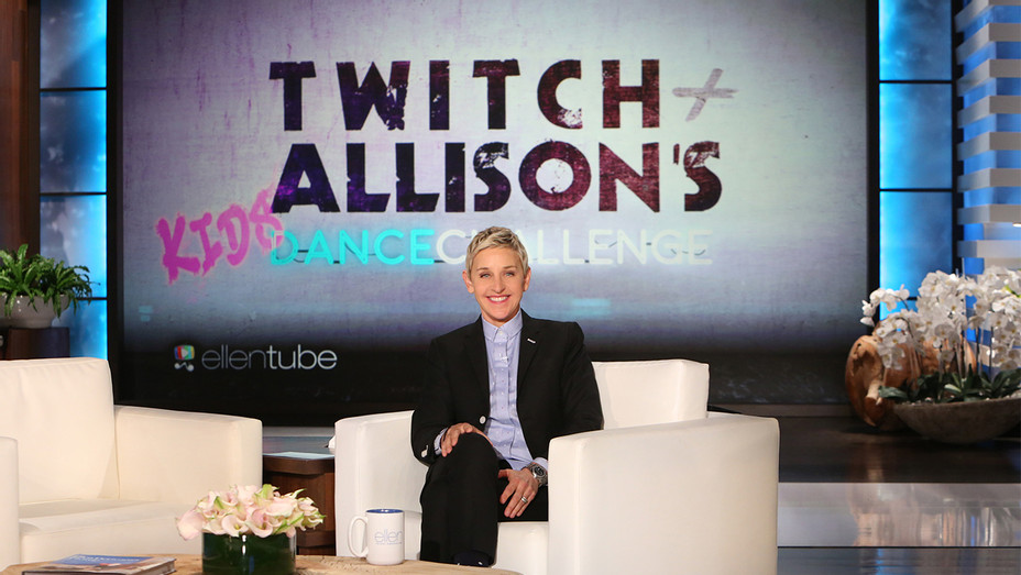 Ellen Degeneres Digital Dance Series H 2016