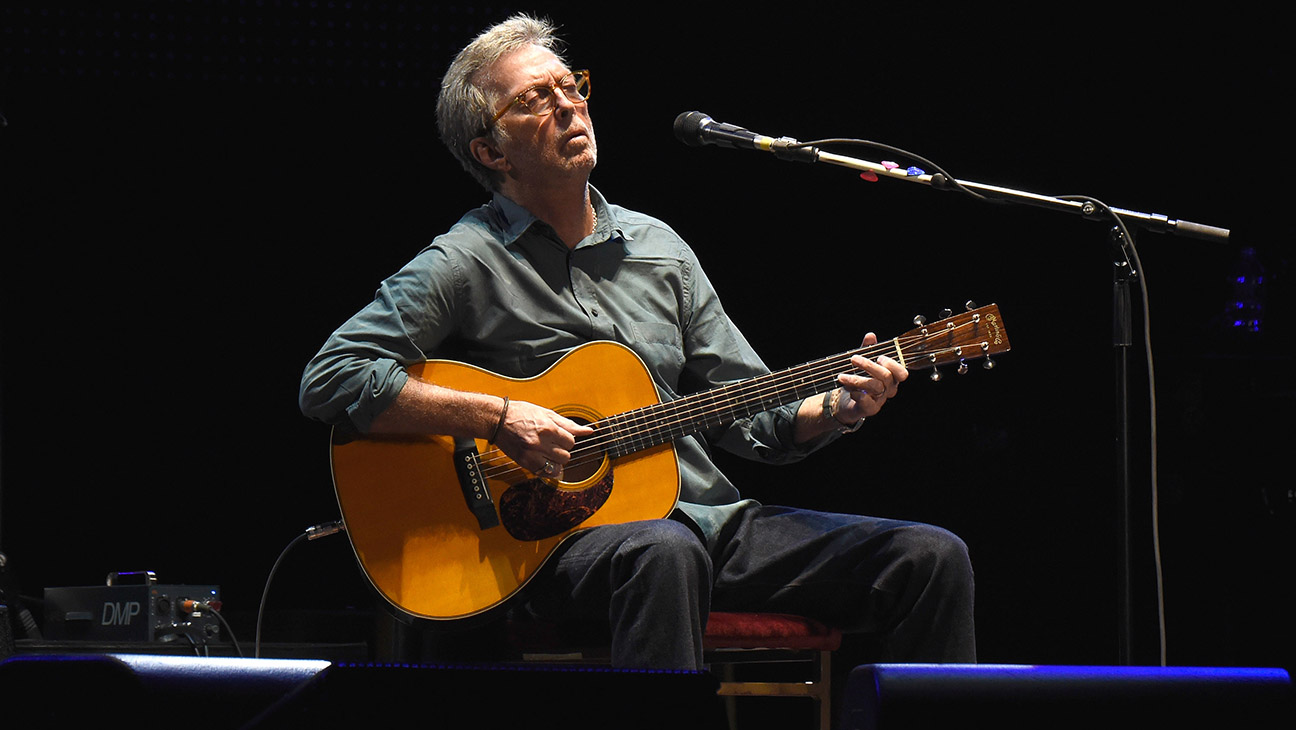 Eric Clapton - Getty 2016 - H