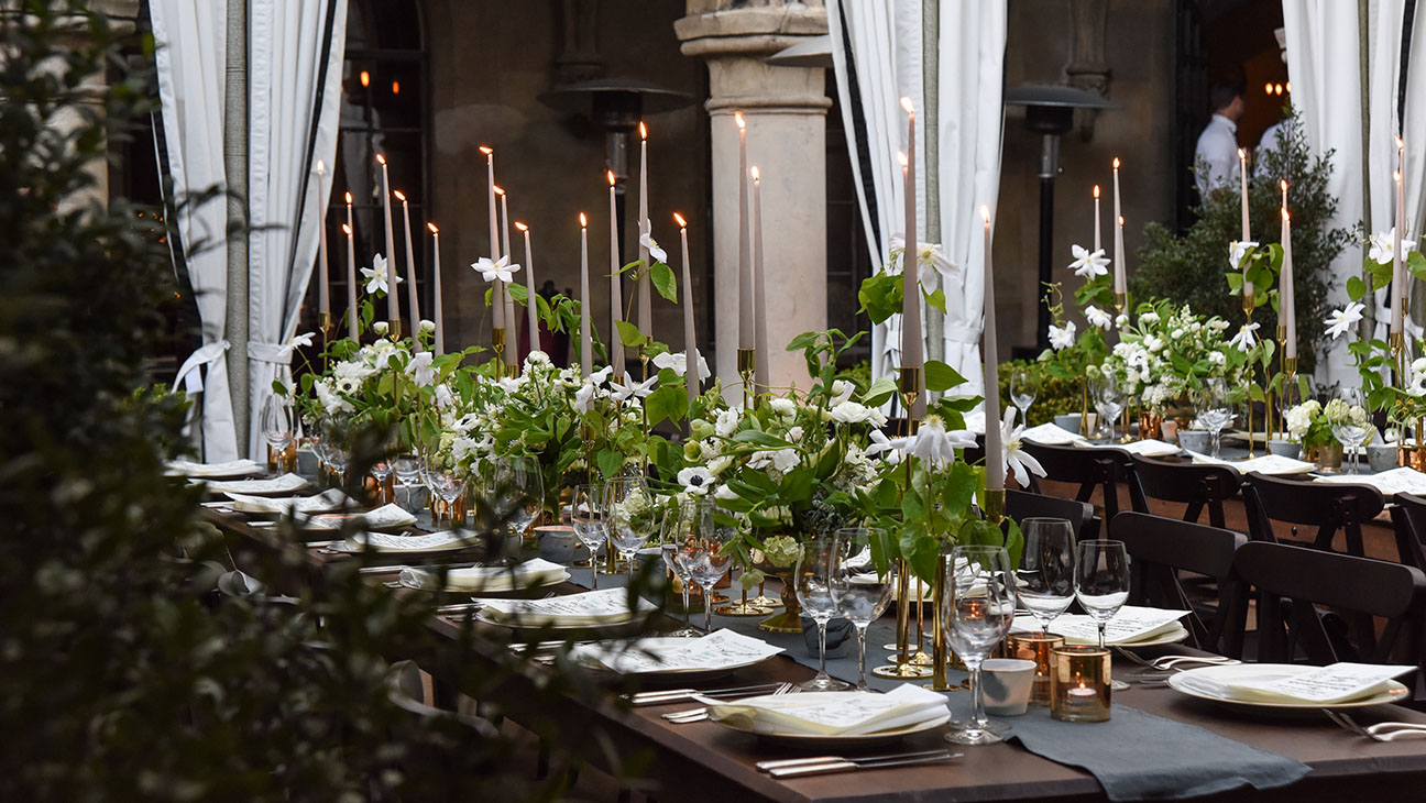 Table setting - H 2016