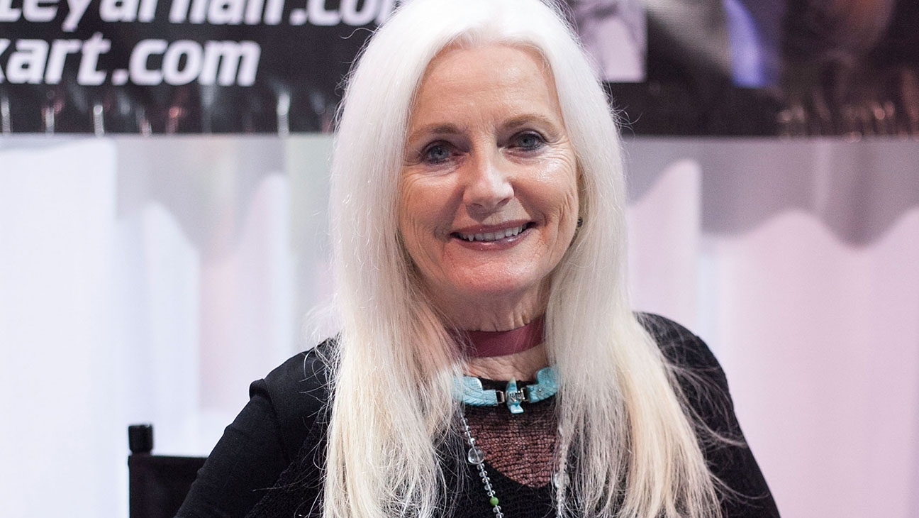 Celeste Yarnall - Getty - H 2016