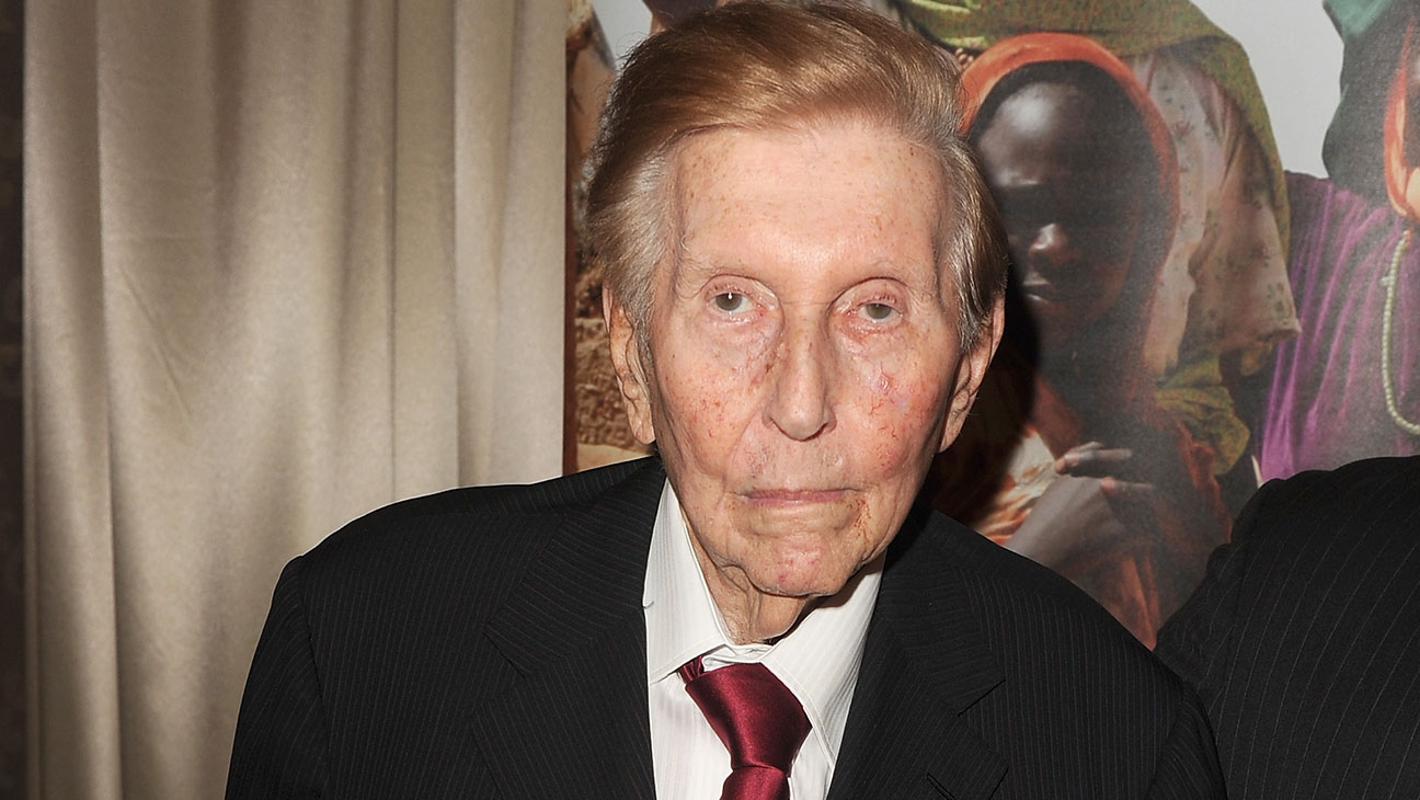 Sumner Redstone -International Medical Corps Annual Awards 2013-Getty-H 2016
