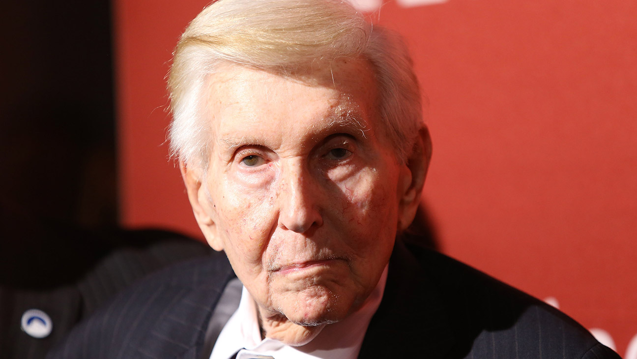 Sumner Redstone GETTY - H 2016