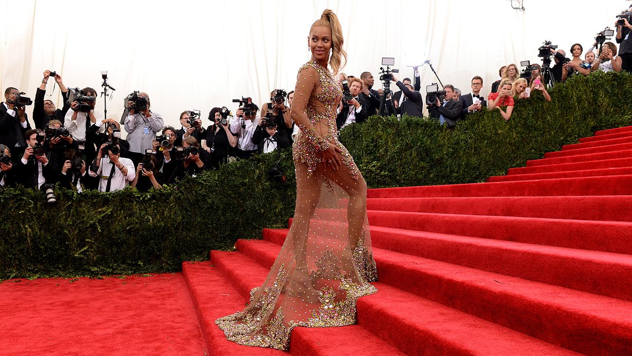 Beyonce Met Gala 2015 - H 2016