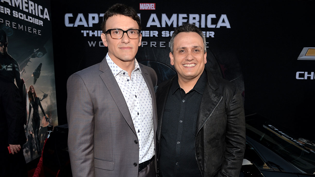 Anthony and Joe Russo GETTY H 2016