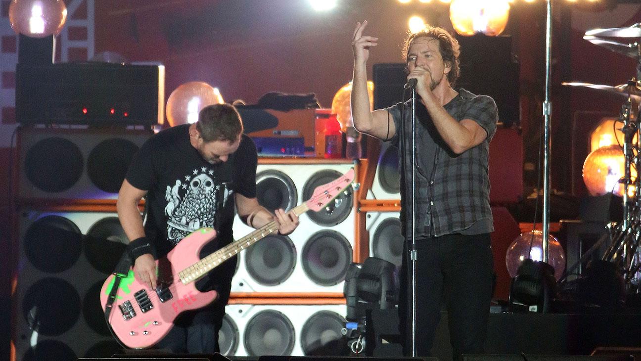 Pearl Jam GETTY - H 2016