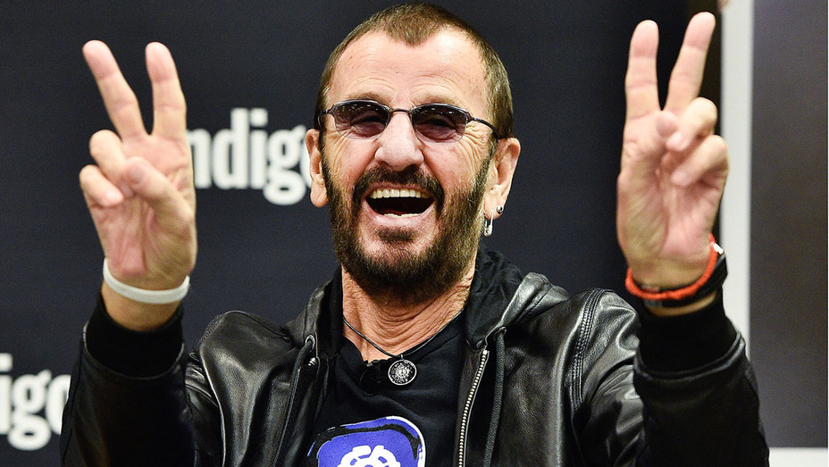 Ringo Starr - Getty-H 2016