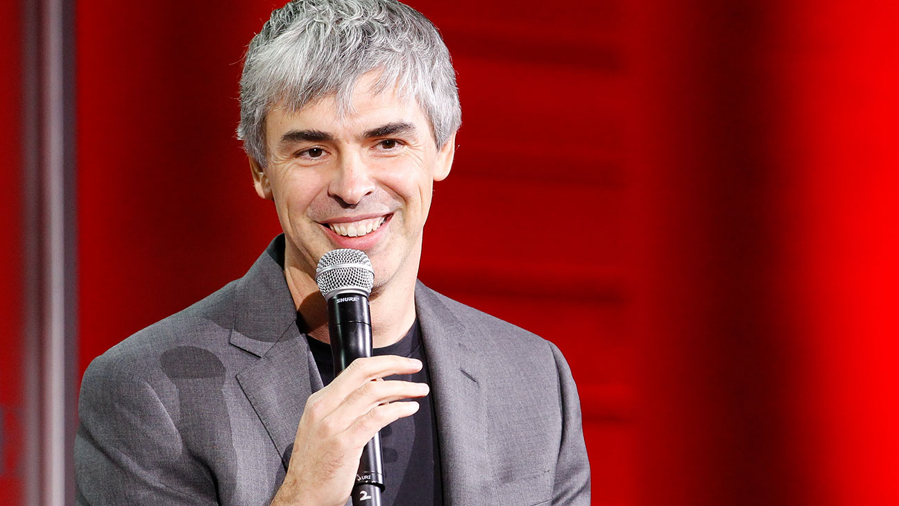 Larry Page- getty- H 2016