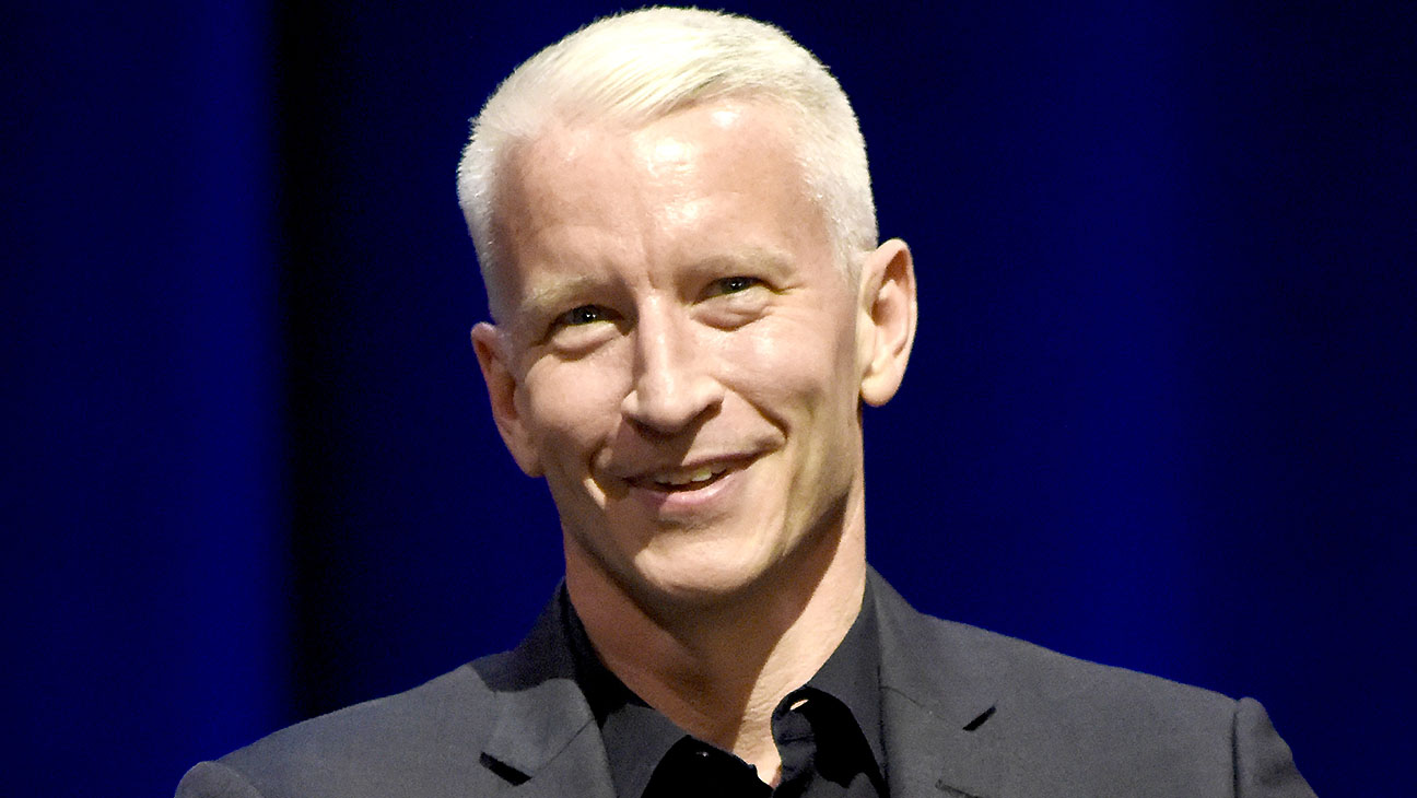 The 35 Most Powerful People in Media: Anderson Cooper - Getty- H 2016