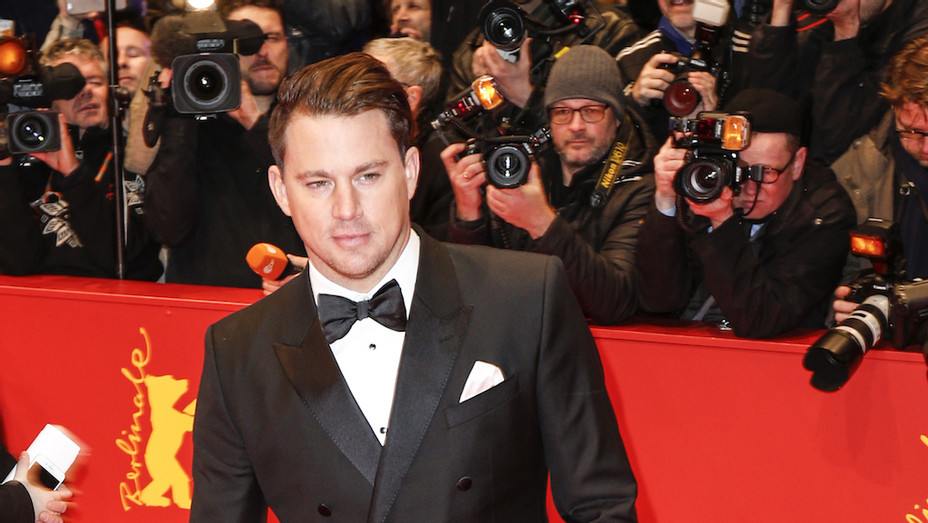 Channing Tatum Berlin GETTY H 2016