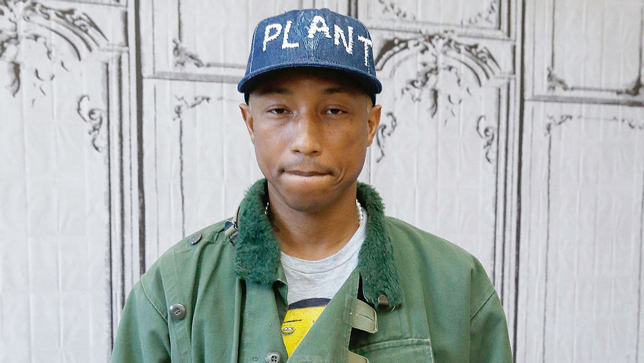 Pharrell Williams GETTY - H 2016