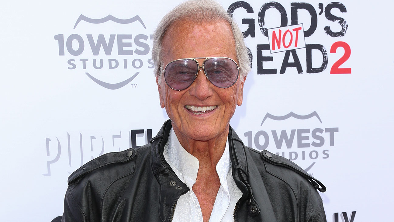 Pat Boone - premiere of  God's Not Dead 2-Getty-H 2016