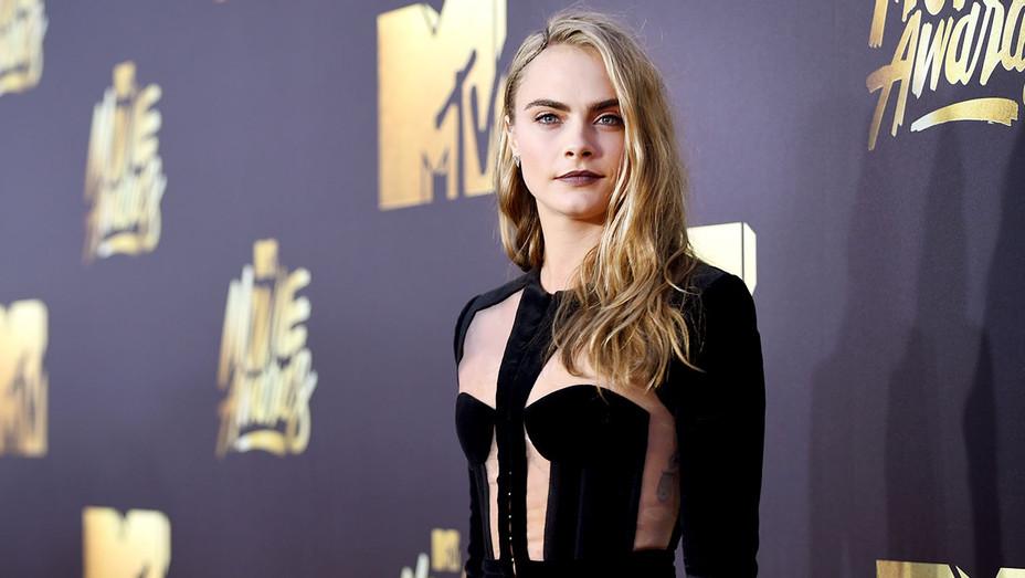Cara Delevingne - MTV Movie Awards-H 2016