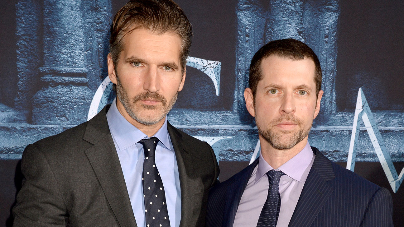 David Benioff and D. B. Weiss -Getty-H 2016