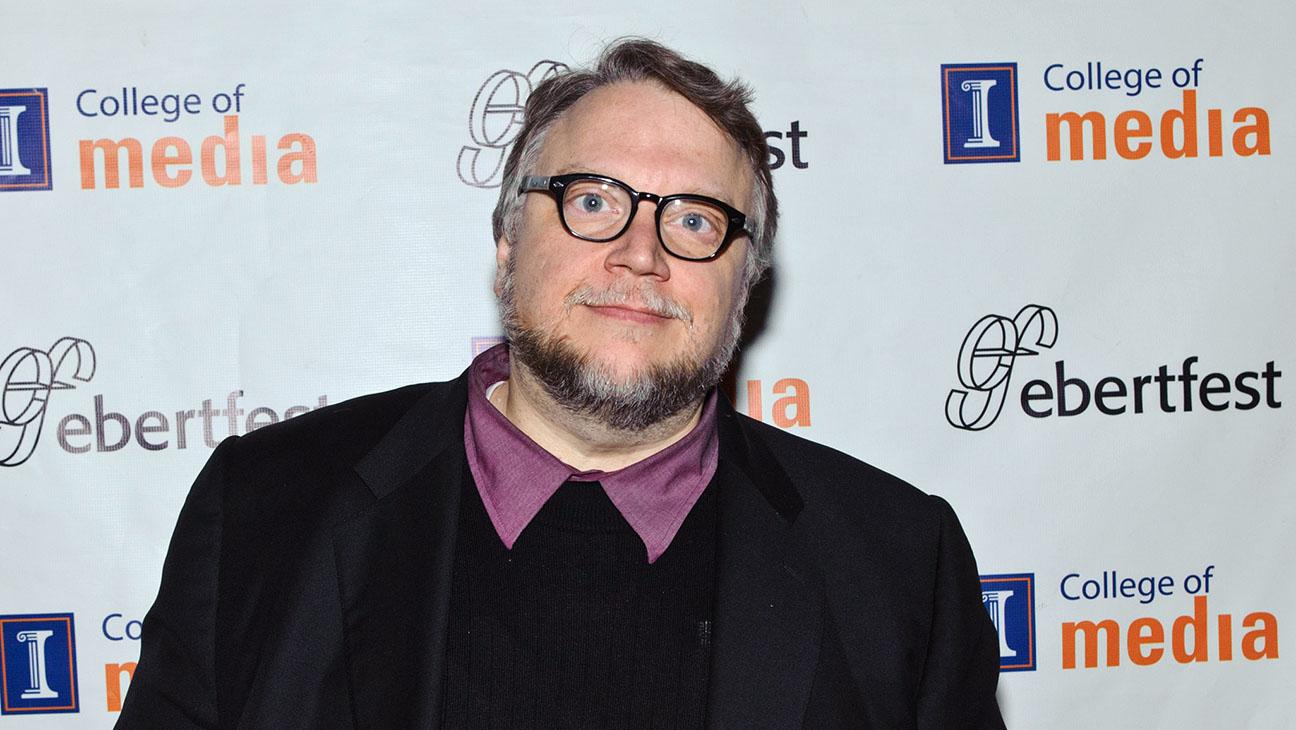 Guillermo Del Toro - Getty- H 2016