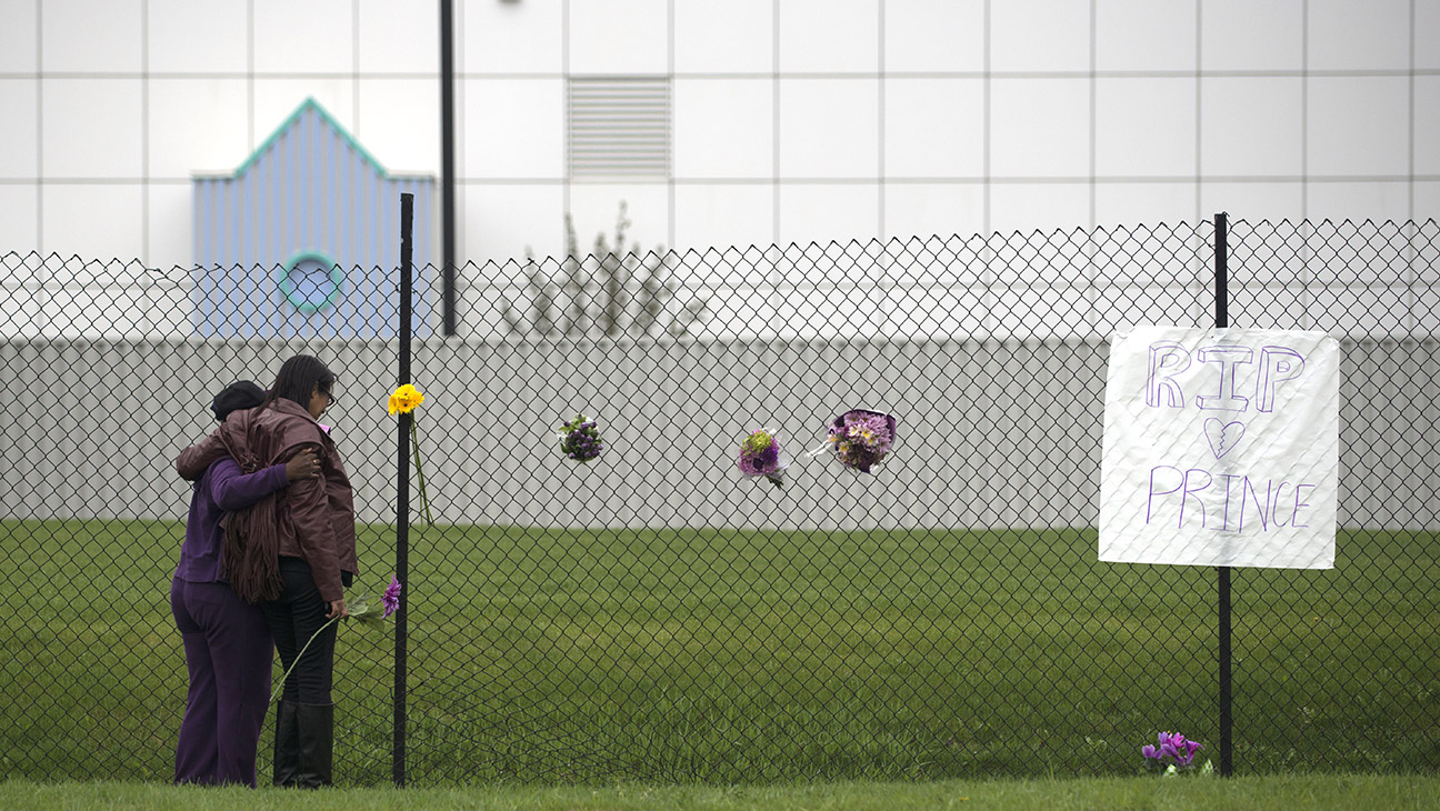Prince Paisley Park Exterior GETTY - H 2016