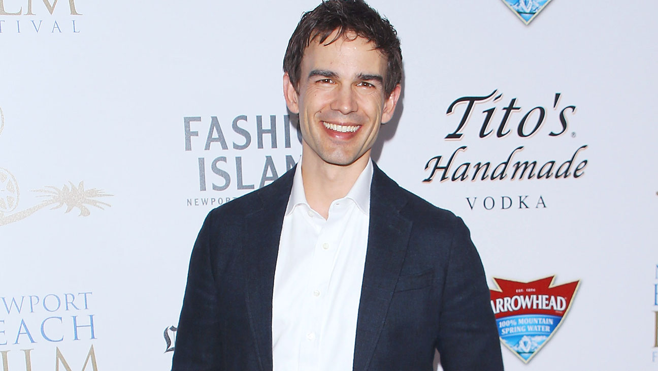 Christopher Gorham-17th Annual Newport Beach Film Festival-Getty-H 2016