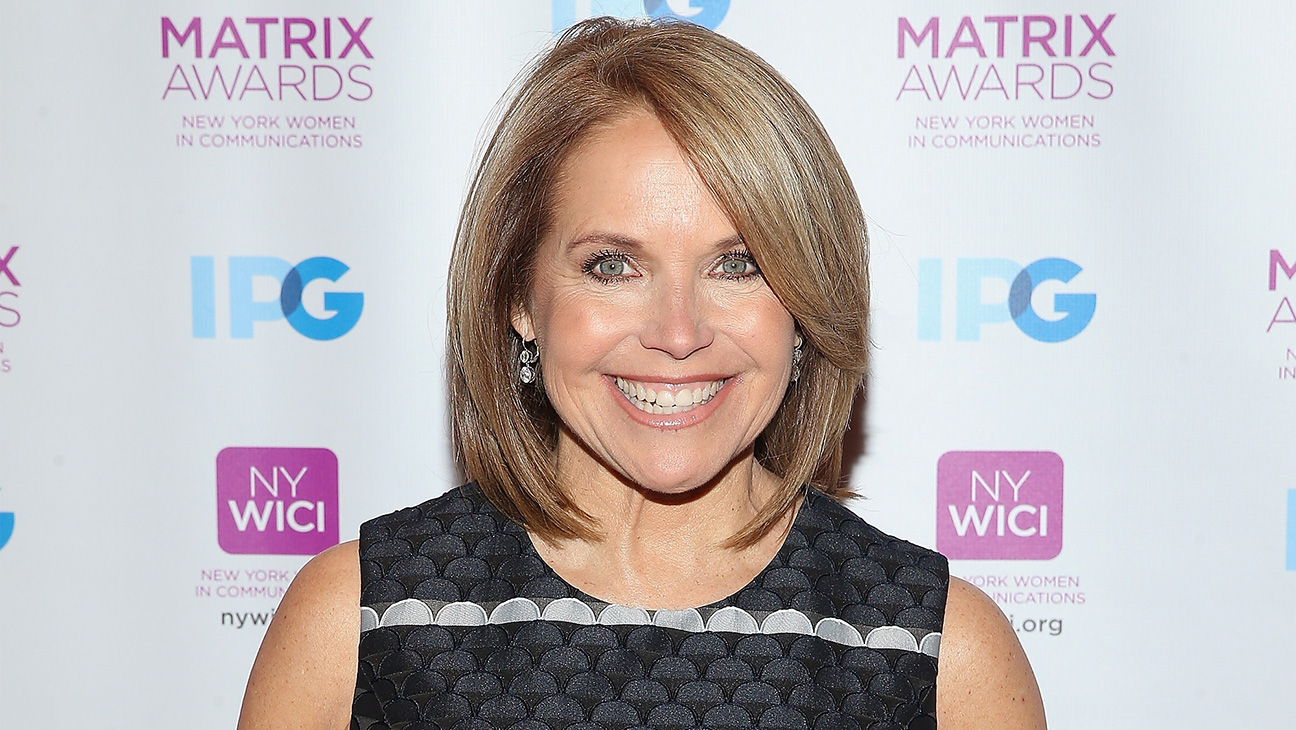 Katie Couric GETTY - H 2016
