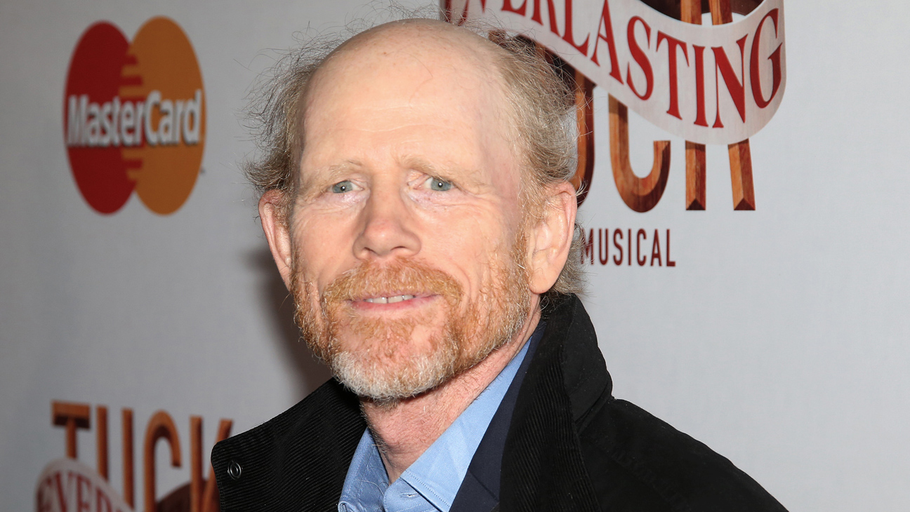 Ron Howard GETTY - H 2016