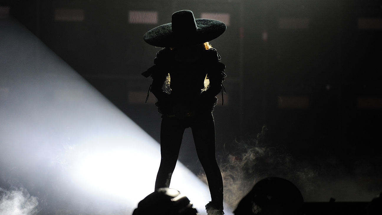 Beyonce- opening night of the Formation World Tour at Marlins Park -Getty-H 2016