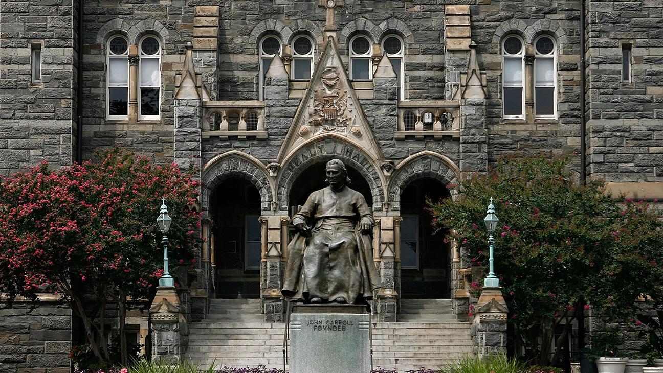 Georgetown Law Center GETTY - H 2016