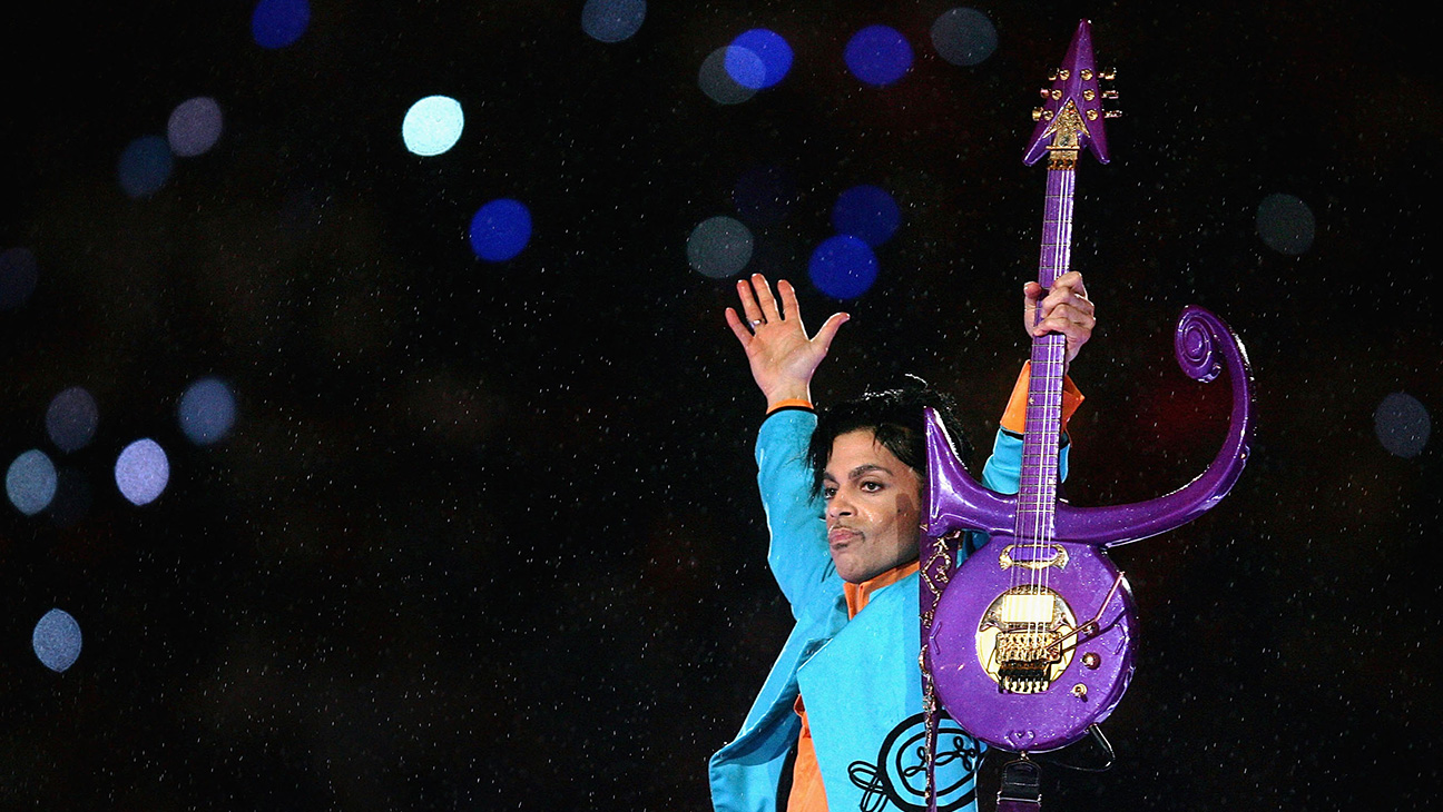 Prince Super Bowl XLI GETTY - H 2016