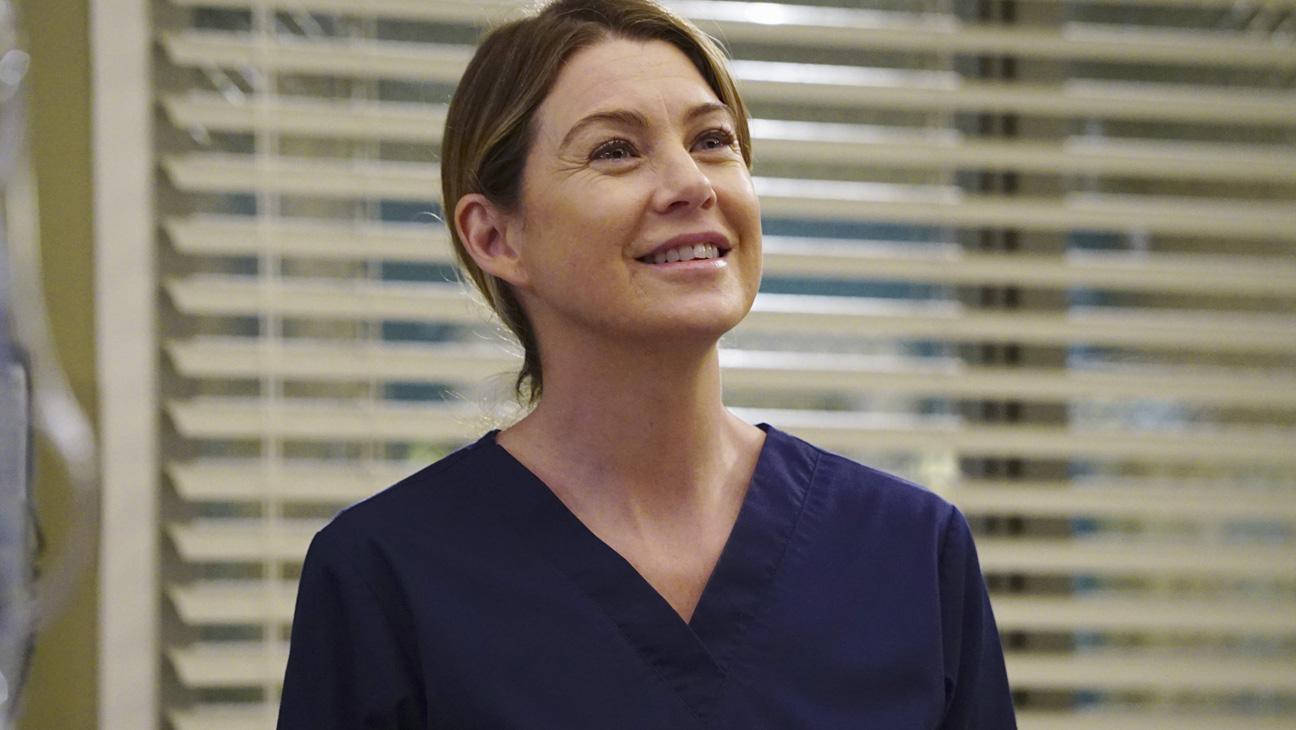 Grey's Anatomy Ellen Pompeo - H 2016