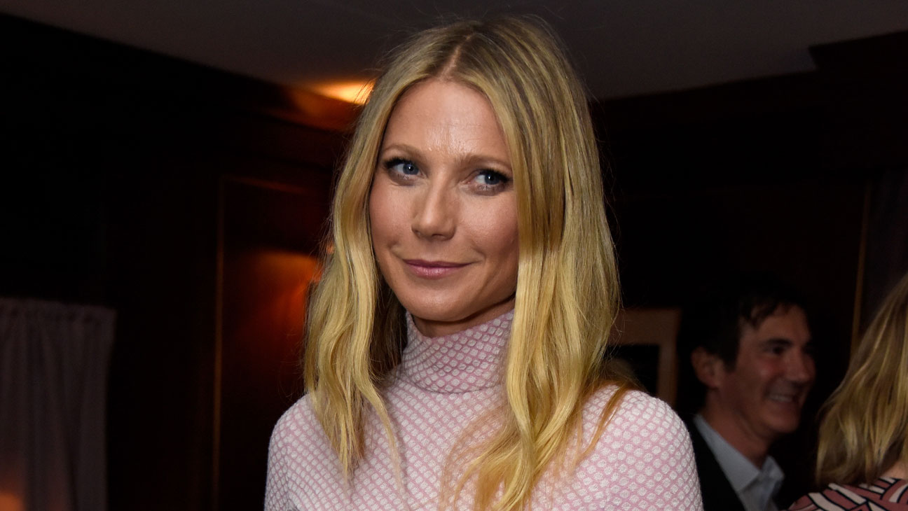 Gwyneth Paltrow at THR Power Stylist Dinner - Getty - H 2016