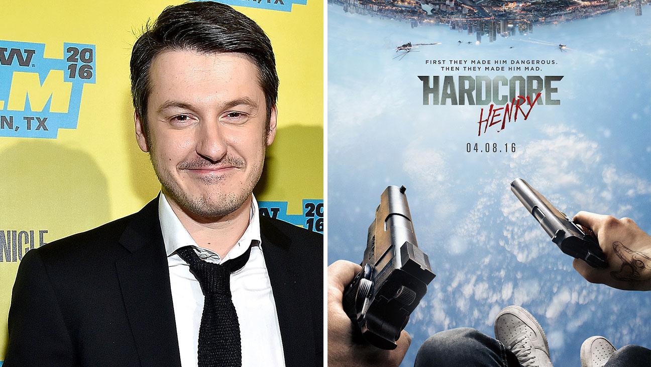Hardcore Henry split - H 2016