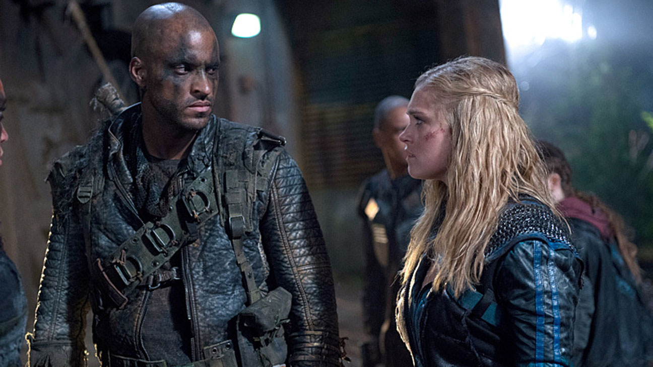 The 100 -Blood Must Have Blood - Part One -H 2016