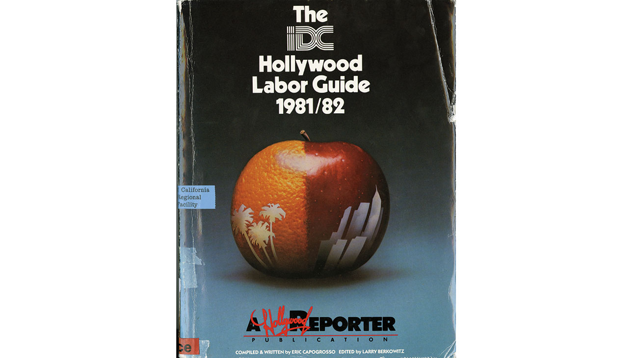 The IDC-Hollywood Labor Guide- 1981-1982-H 2016