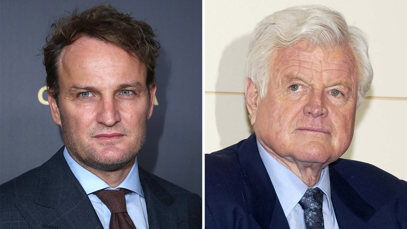 Jason Clarke and Ted Kennedy - H 2016