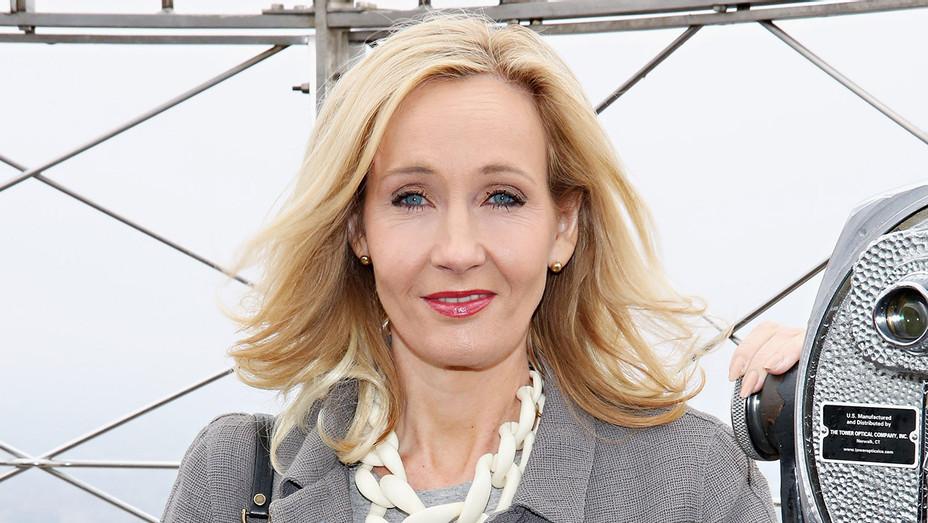 JK Rowling - Getty - H 2016
