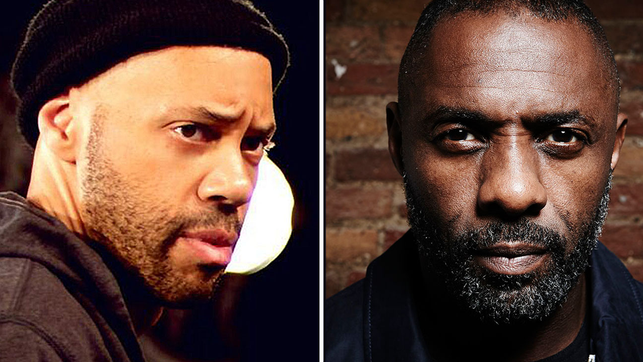 John Ridley and Idris Elba Split - H 2016