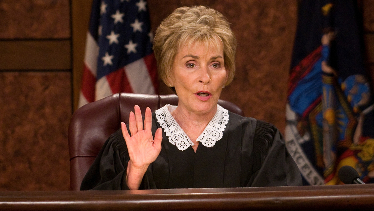 Judge Judy Still - H 2016