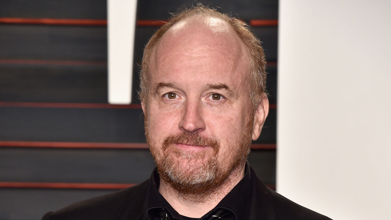 Louis C.K. - Getty - H 2016