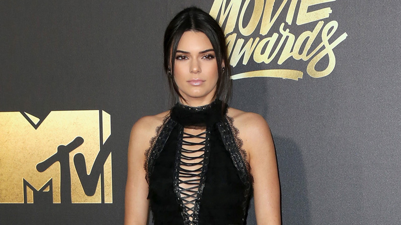Kendall Jenner MTV Movie Awards GETTY - H 2016