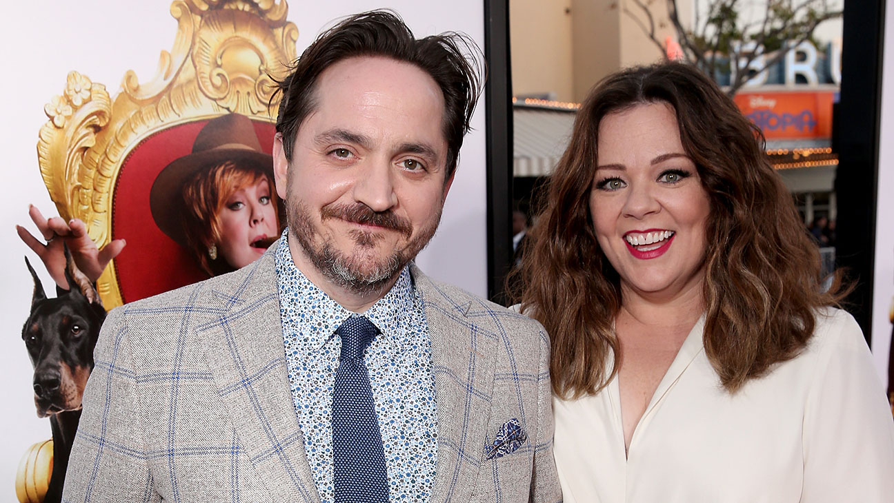 Ben Falcone Melissa McCarthy - Getty - H 2016