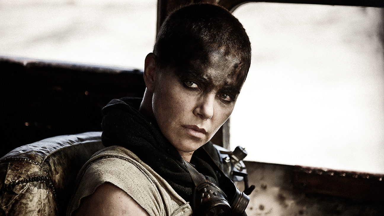 Charlize Theron Mad Max: Fury Road Still - H 2016