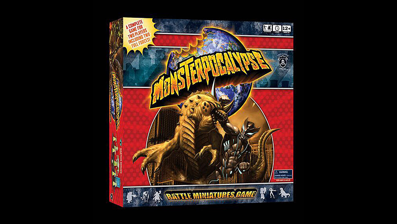 Monsterpocalypse -Privateer Press -  H 2016