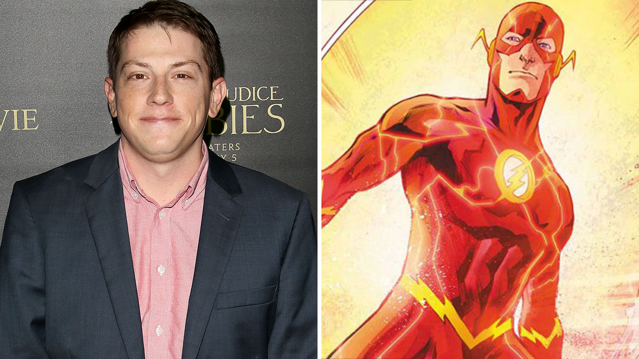 New-The Flash and seth grahame-smith split - Getty-H 2016