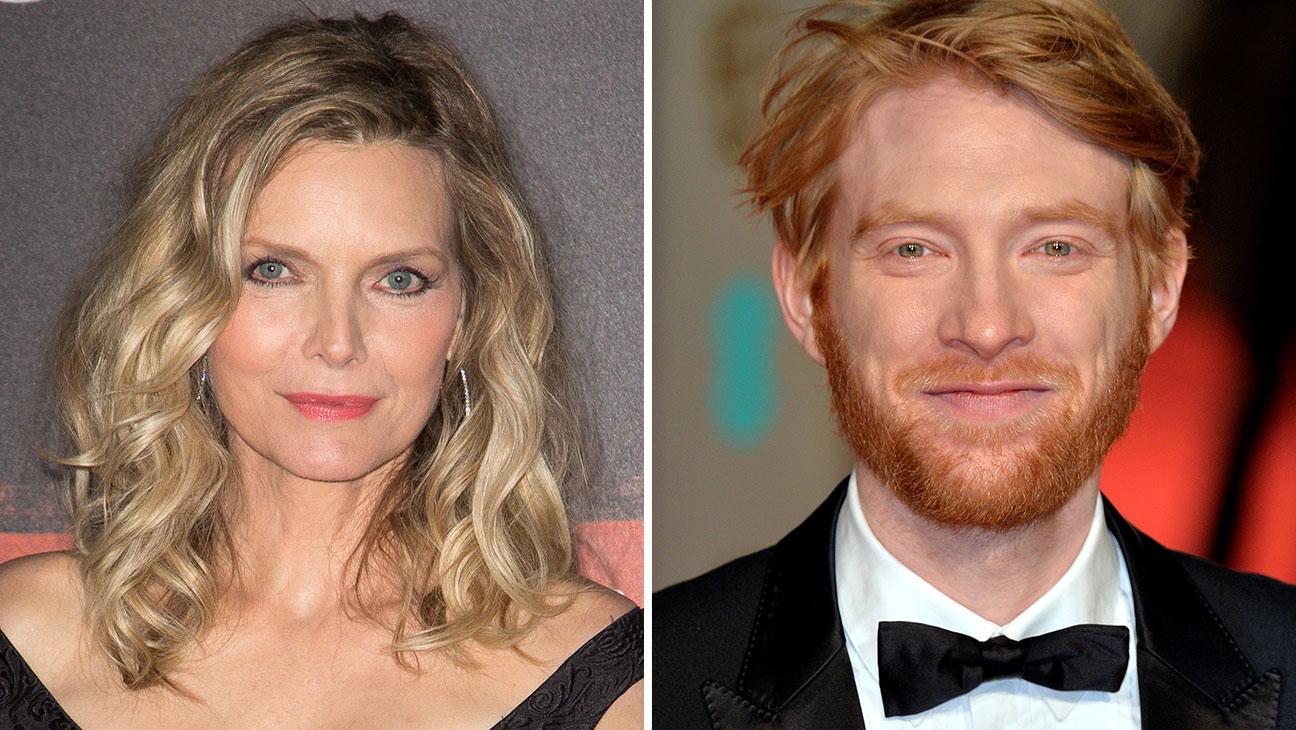 Michelle Pfeiffer and Domhnall Gleeson split - H 2016