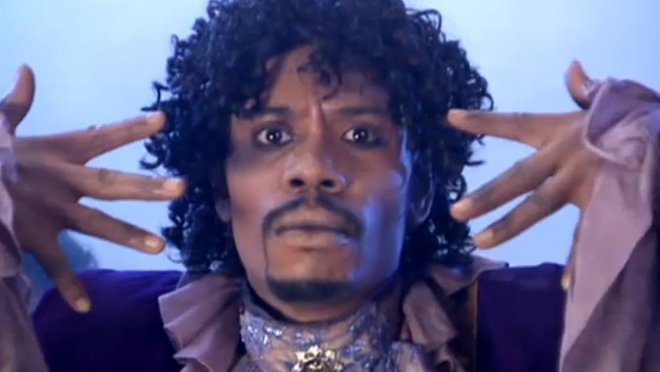 dave chappelle as prince - H 2016