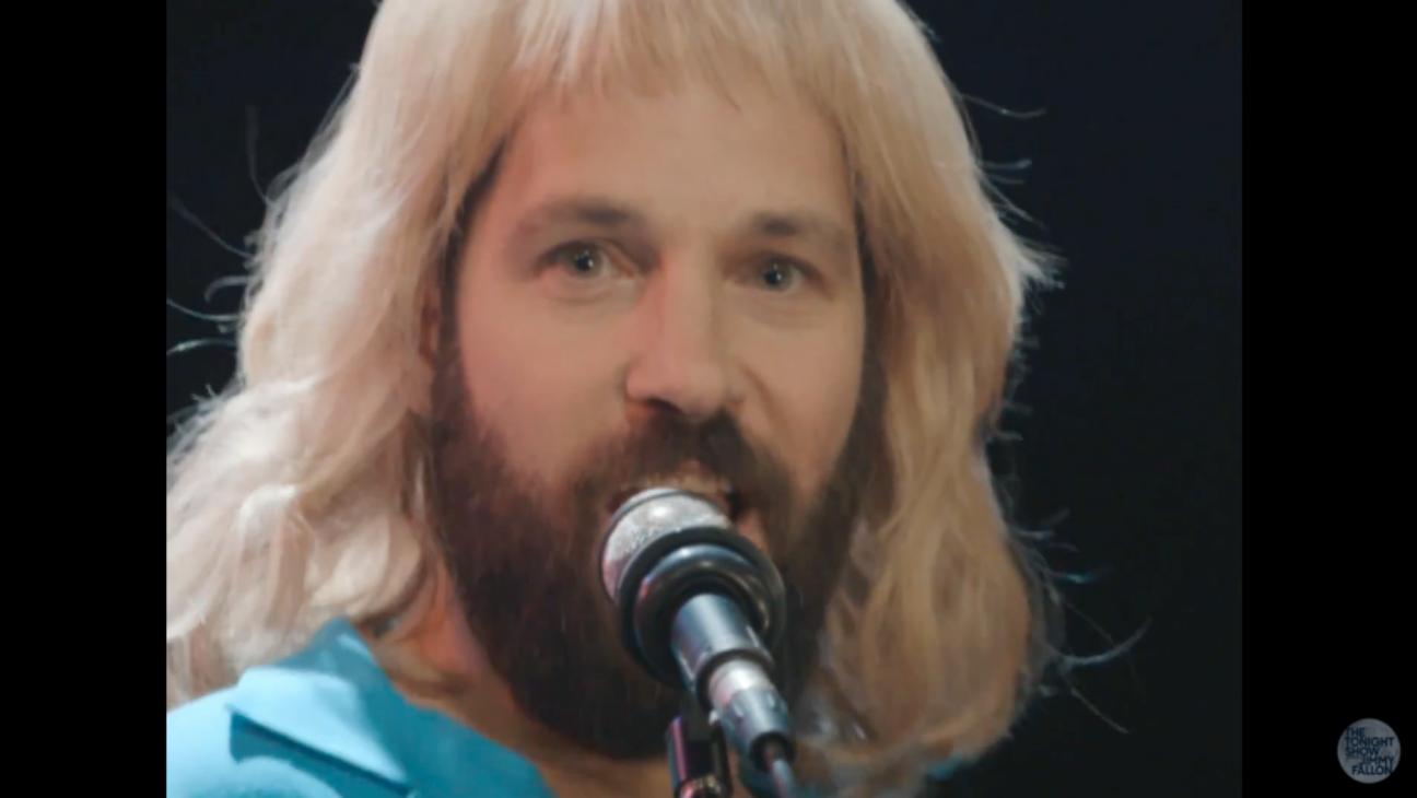 Paul Rudd on Tonight Show - H 2016