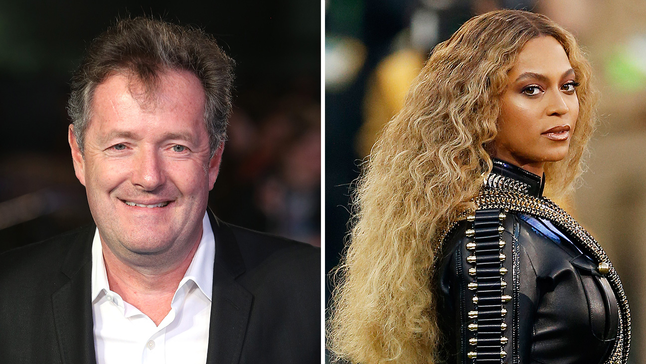 piers morgan and beyonce - H 2016