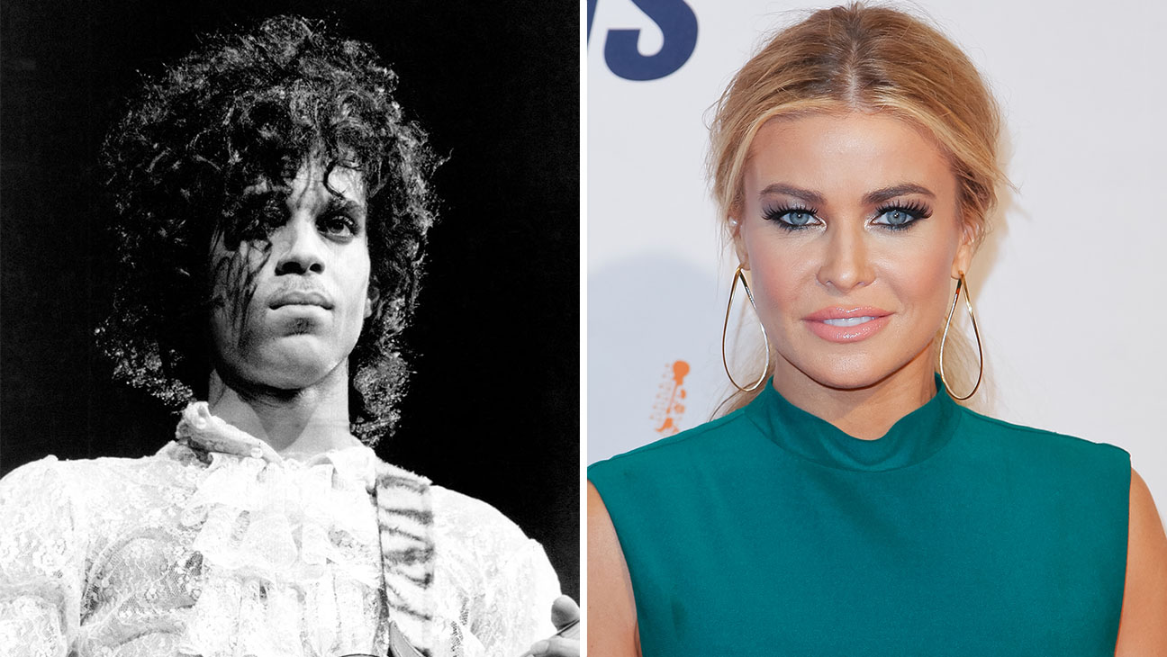 Prince and Carmen Electra - H 2016