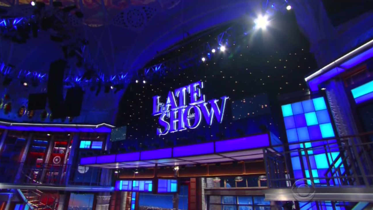 Late Show Prince Tribute - H 2016